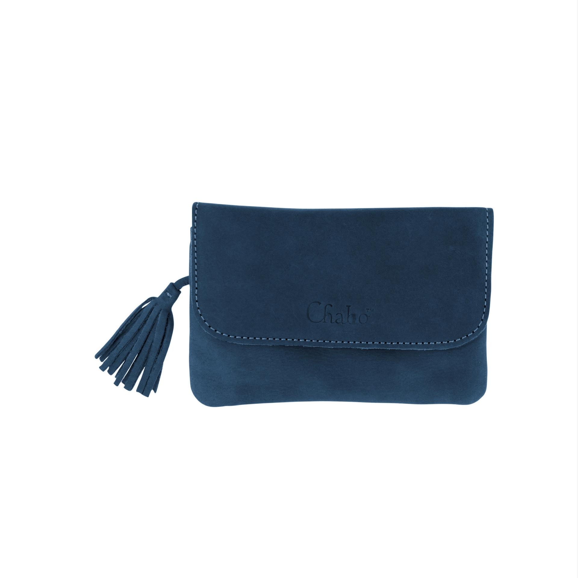 74515fa7feb Chabo Bags Chabo Grande Petit Blue - HiPP & Unique
